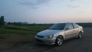Civic Si 2000 280whp