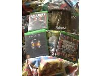 4 Xbox one games open to offers.