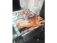 Clementoni tiger jigsaw