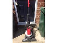 Eckman leaf Vacuum blower