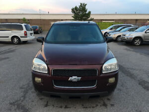 2007 Chevy Uplander . CERTIFIED, E TESTED, WARRANTY, NO ACCIDENT