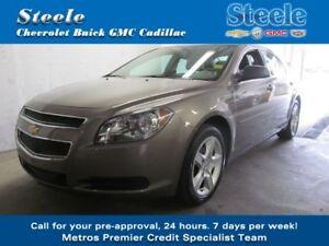 2011 Chevrolet MALIBU LS Auto & Only 68K !!!