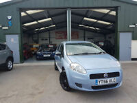 2007 Fiat Grande Punto 1.2 Active MANUAL PETROL PX WELCOME
