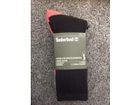 New! Ladies 3pk of Timberland outdoor sock Uk 5/6