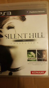 RARE SILENT HILL HD COLLECTION