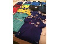 Bundle of football kits