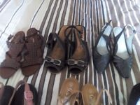 Woman's size 3 shoes