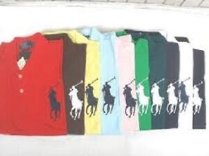 Polo Ralph Lauren Shirts ALL LG- -Xxl $40 EACH Brand new  I have