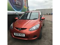 2009 MAZDA 2 FOR SALE - LOW MILAGE 30602 - PRICE NEGOTIABLE