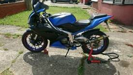 Needs to go by saturday!!Aprila RS 125 FP NEW SHAPE quick sale!!!