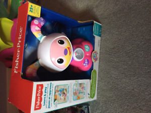 Fisher price learn and play toys