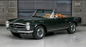 Looking for Mercedes Benz Pagoda