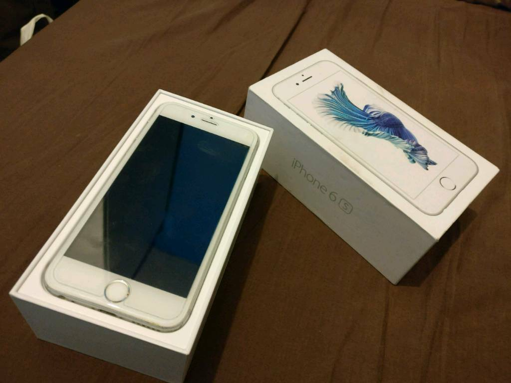 Apple iPhone 6S. Vodafone lebara 16gb, Silver boxed charger fully workingin Longsight, ManchesterGumtree - Apple iPhone 6S. Vodafone lebara 16gb, Silver boxed charger fully workingApple iPhone 6s 16gbVodafone lebara SilverCHARGERScreen protector BoxGOOD CONDITION , fully workingCollection from Manchester100% genuine phone, been trading for many years. So...