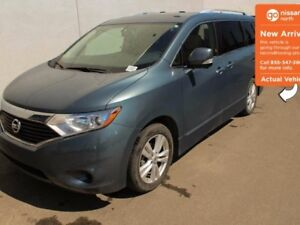 2013 Nissan Quest DVD, LEATHER, SUNROOF