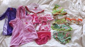 4 maillots de bain 6-18 mois