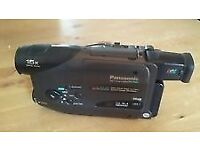 pansonic video camcorder nv-s20b spares or repair