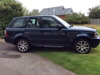 Range Rover sport . One owner from new. £6750.00 ono