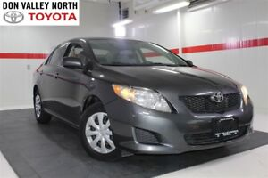 2009 Toyota Corolla CE ENHANCED CONVENIENCE PKG Pwr Wndws Mirrs