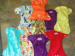 Size 1 Apple Cheeks Cloth Diapers