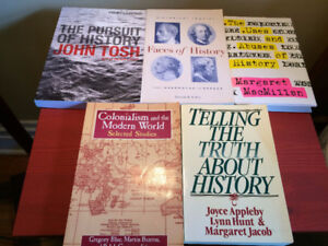Books (History Theory and Historiography)