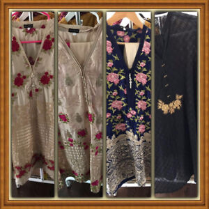 Agha noor 3 pcs suits