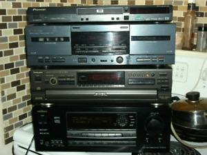 Brand new Onkyo Home Theater no HDMI comes with all you see