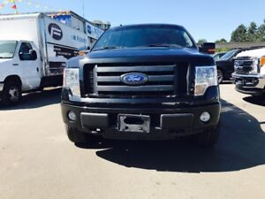 2010 FORD F150 FX4 CREW CAB*NAV*LEATHER*ROOF*CANOPY*NEW TIRES*