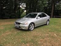 Lexus IS200 Sport *12MONTH MOT*