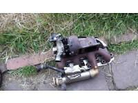 Ford mondeo tdci turbocharger