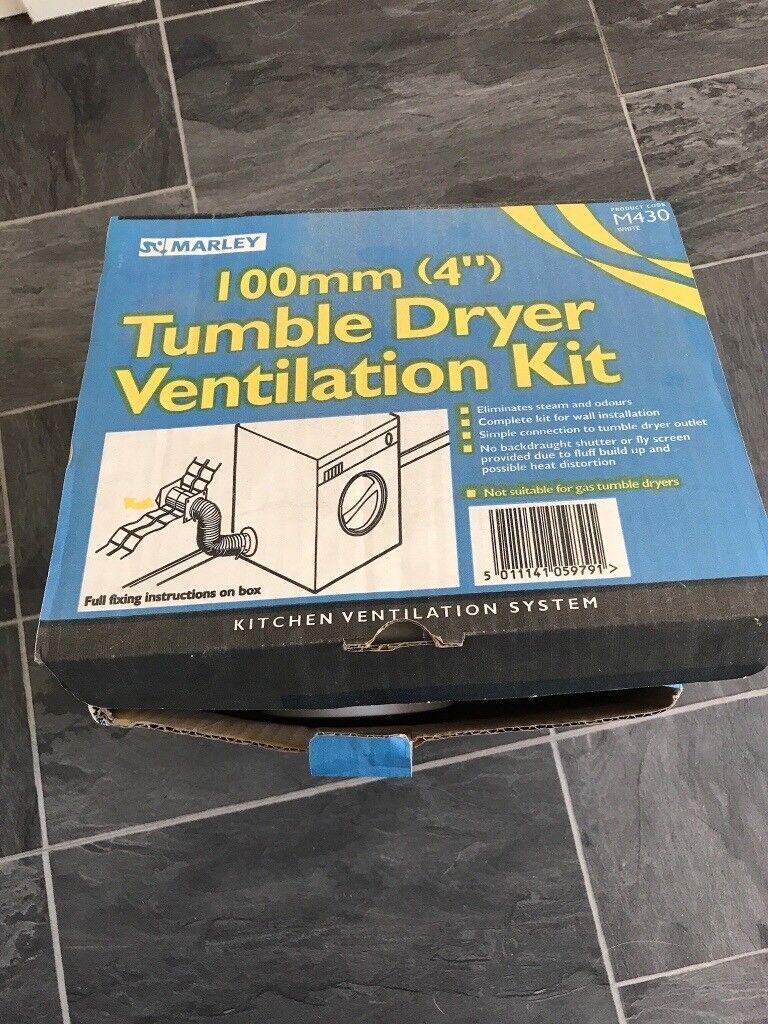 Tumble Drier Ventilation Kit