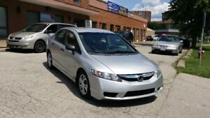 2009 Honda Civic - LowKilometers - WinterTires - SafetyCertified