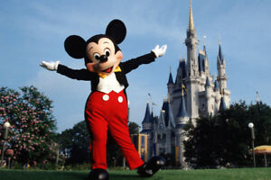 Disneyworld Vacation Rental Pay in CDN Funds