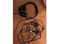 xla earforce headset xbox 360