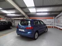 Volkswagen Golf SV SE TDI DSG (blue) 2017-03-31