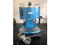 """DēLonghi """"icona"""" espresso/cappuccino coffee machine for sale £60"""
