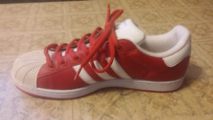 Shell toes Adidas Shoes size 11.5 US
