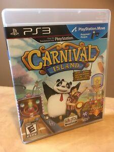 Carnival Island PS3 Video Game