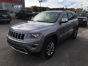 2016 Jeep Grand Cherokee Limited-4WD, SUNROOF, REMOTE START