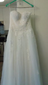 3 wedding dresses up for sale, $100.00 each