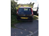 Ford fusion 1-4 tdci