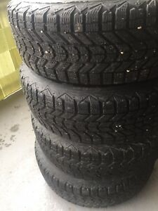 Set of four tires 205/70/R15