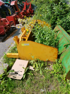 8 ft box plow