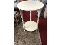 Side table plant pot stand