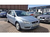 """CHEAP AUTOMATIC"" FORD FOCUS GHIA 2.0 (2007) - 5 DOOR HATCH - F.S.H - 2 KEYS - HPI CLEAR!"