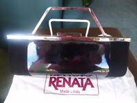 Black Renata Handbag