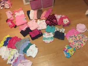 6-9 months girls clothes! $40 obo