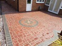 Concrete drives / patios