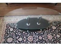 DFS centre table & two side tables