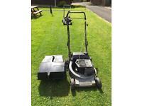 Victa lawn mowers