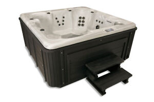 "**SALE**  ""ALBERTAN"" BY SUN RAY HOT TUBS!!!!!!!!!"